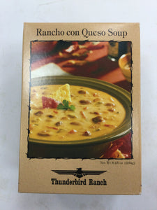 Thunderbird Ranch Rancho Con Queso Soup