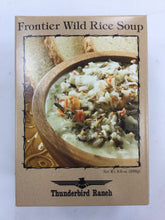 Load image into Gallery viewer, Thunderbird Ranch Frontier Wild Rice Soup