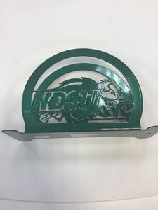 North Dakota State University Bison Napkin Holder