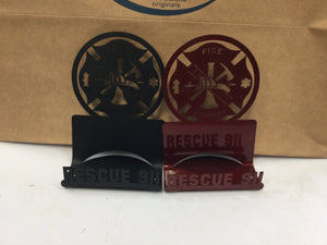 Fire Rescue Business Card Holders