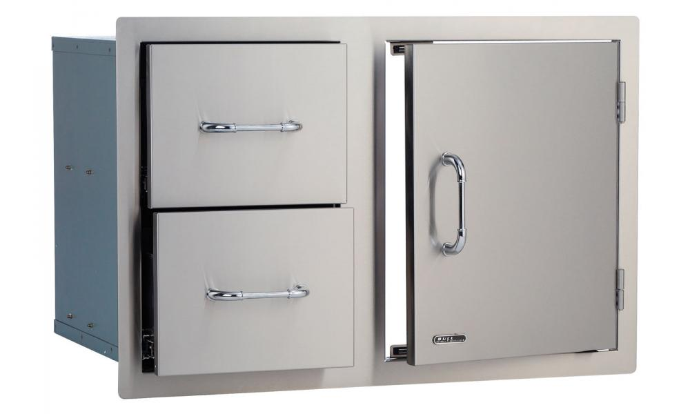 Bull Door/Drawer Combo