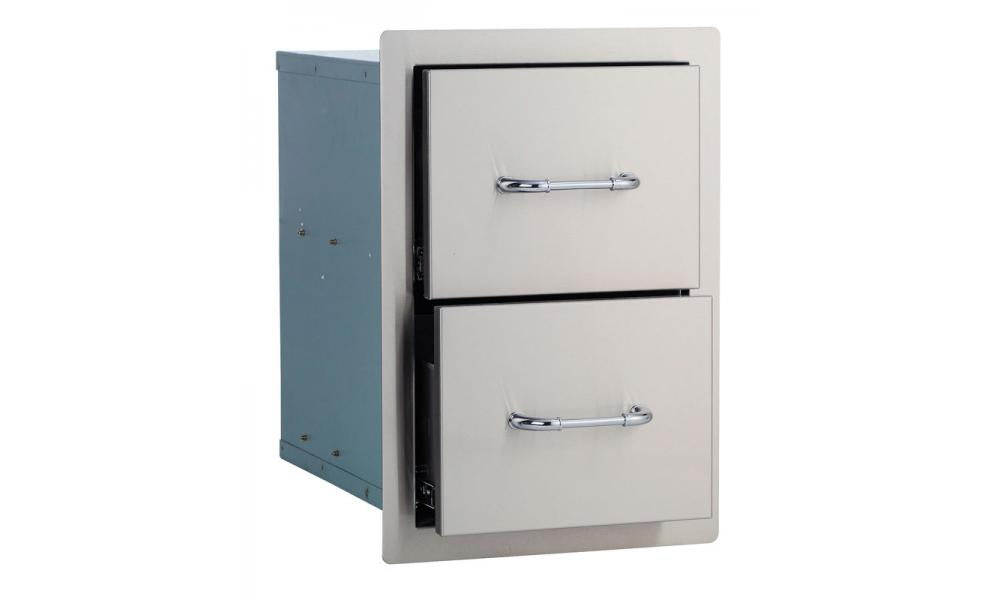 Bull Double Drawer
