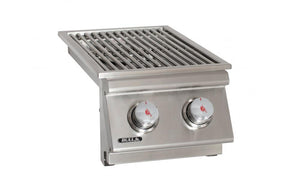 Bull Double Side Burner - Slide-In W/Cover