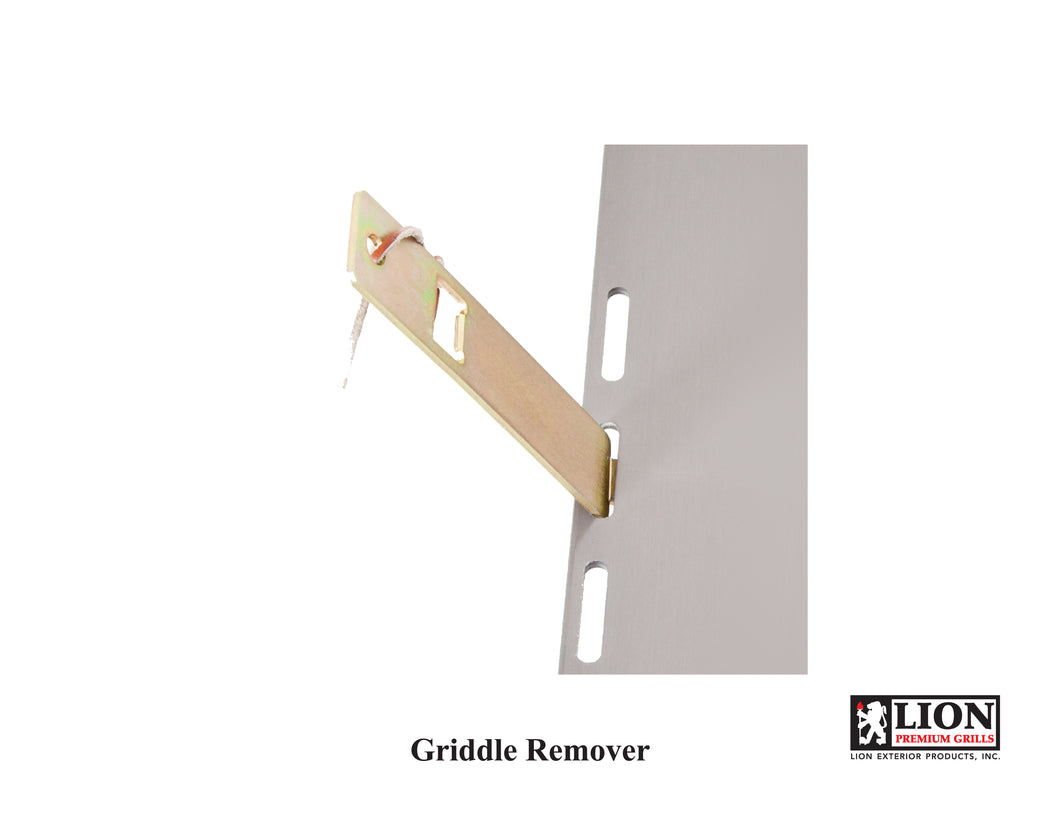 Lion Griddle Remover W/Bottle Opener