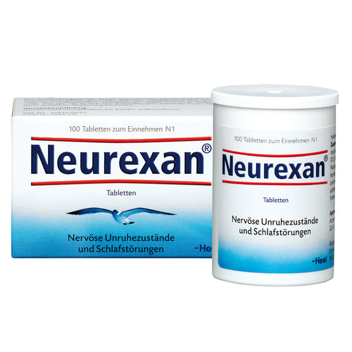 Neurexan 50 Tablets-Urenus
