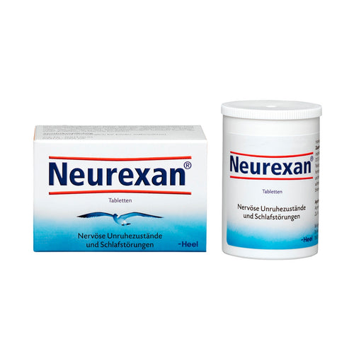 Neurexan 50 Tablets OTC GB-Urenus