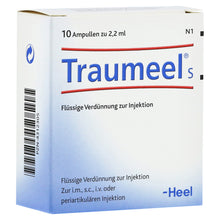 Load image into Gallery viewer, Traumeel S Ampoules (2.2ml)-Urenus