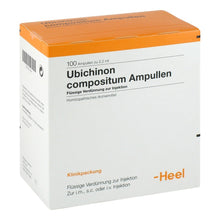 Load image into Gallery viewer, Ubichinon Compositum Ampoules-Urenus