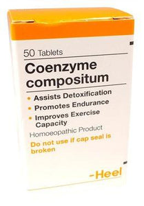 Co Enzyme Compositum 50 Tablets-Urenus