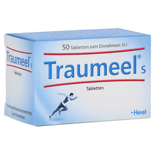 Traumeel S Tablets-Urenus