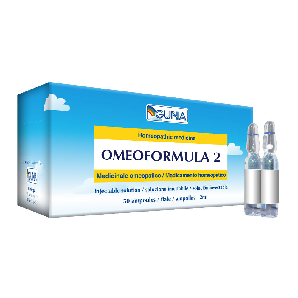 OMEOFORMULA 2 CELLULITE Pack of 50 Ampoules of 2ml-Urenus