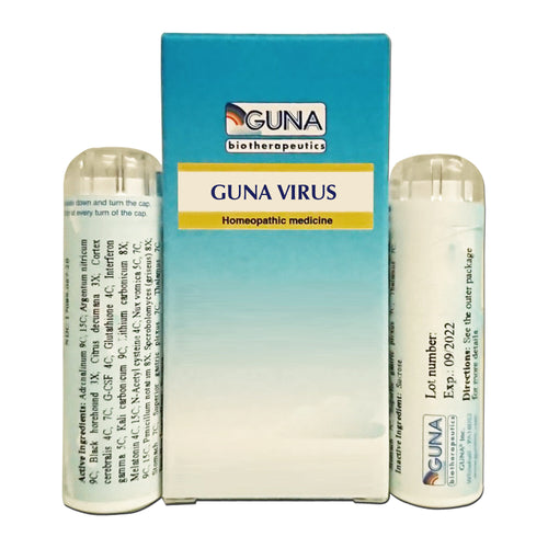 VIRUS 2 Tubes Containing of 4 Grams of Granules-Urenus