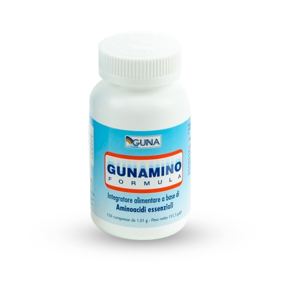 GUNAMINO FORMULA Pack: 50 tablets of 1,4 Grams-Urenus