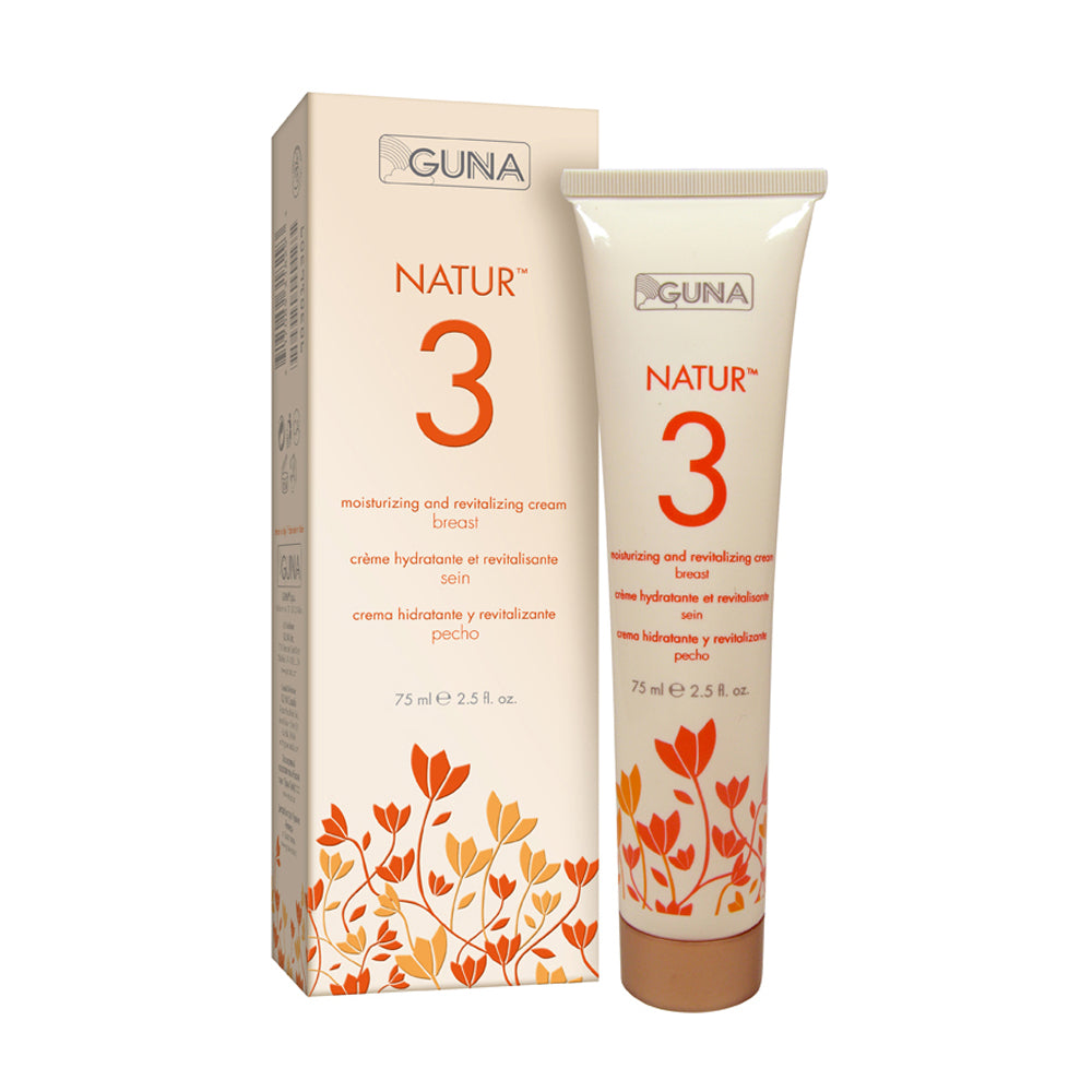 NATUR 3 Breast Cream Tube 75ml-Urenus