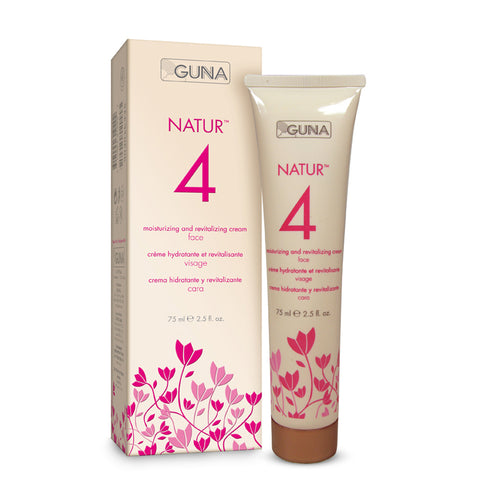 NATUR 4 Face & Body Cream 75ml Tube-Urenus