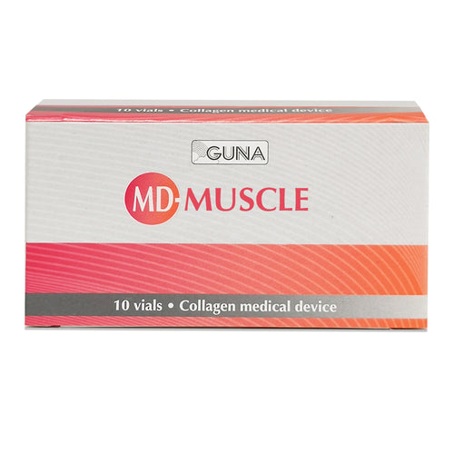 MD MUSCLE Pack of 10 Ampoules of 2ml-Urenus
