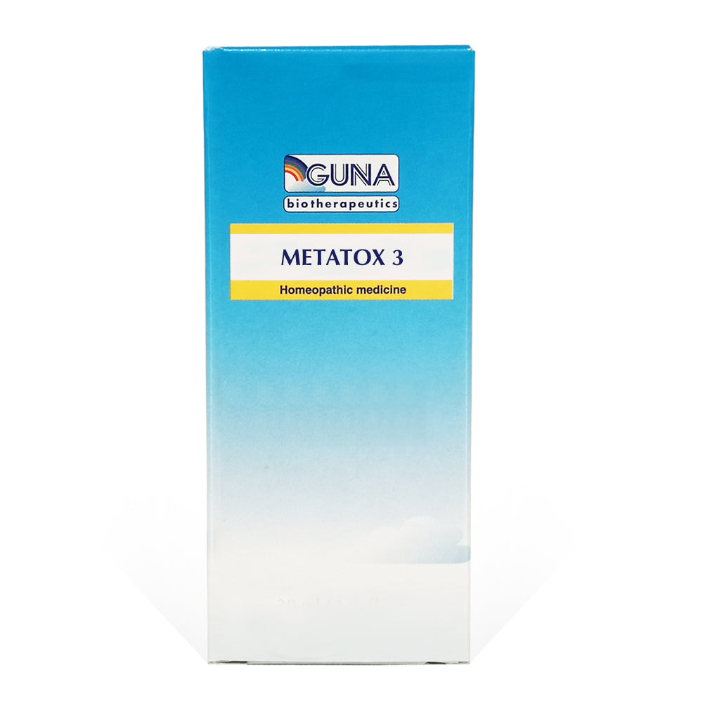 METATOX 03 (Metabolism) 30ml Drops-Urenus