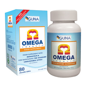 OMEGA FORMULA 80 tablets of 2g-Urenus