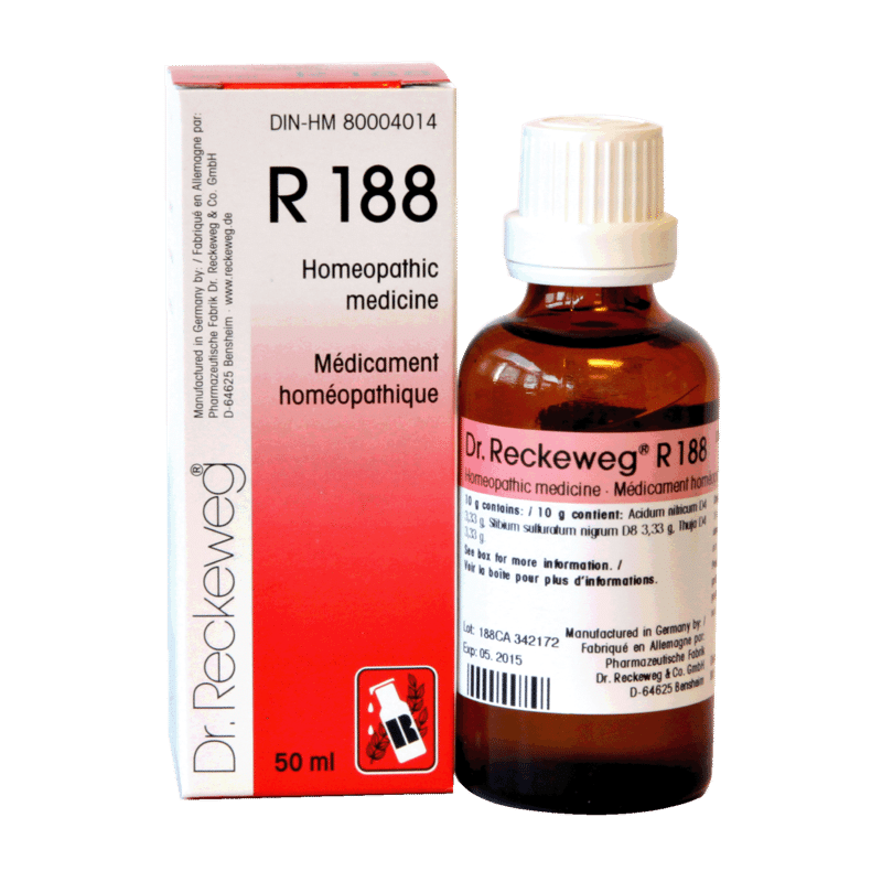 R188 Warts, Cutaneous Growths 50ml-Urenus