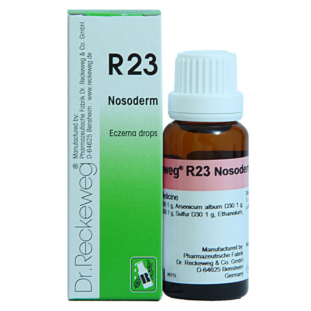R23 Eczema Drops 50ml-Urenus