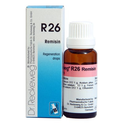 R26 Draining and Stimulating Drops 50ml-Urenus