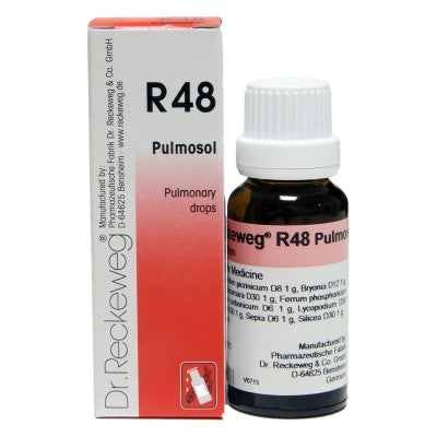 R48 Pulmonary Respiratory Diseases 50ml-Urenus