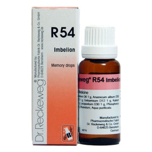 R54 Memory Drops 50ml-Urenus