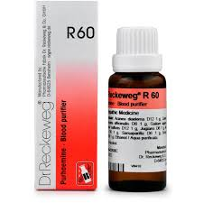 R60 Blood Purifier Drops 50ml-Urenus