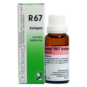 R67 Heart Circulatory Debility Drops 50ml-Urenus