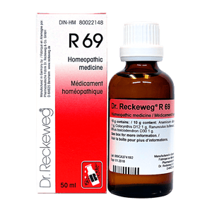 R69 Drops for Pain between the Ribs 50ml-Urenus