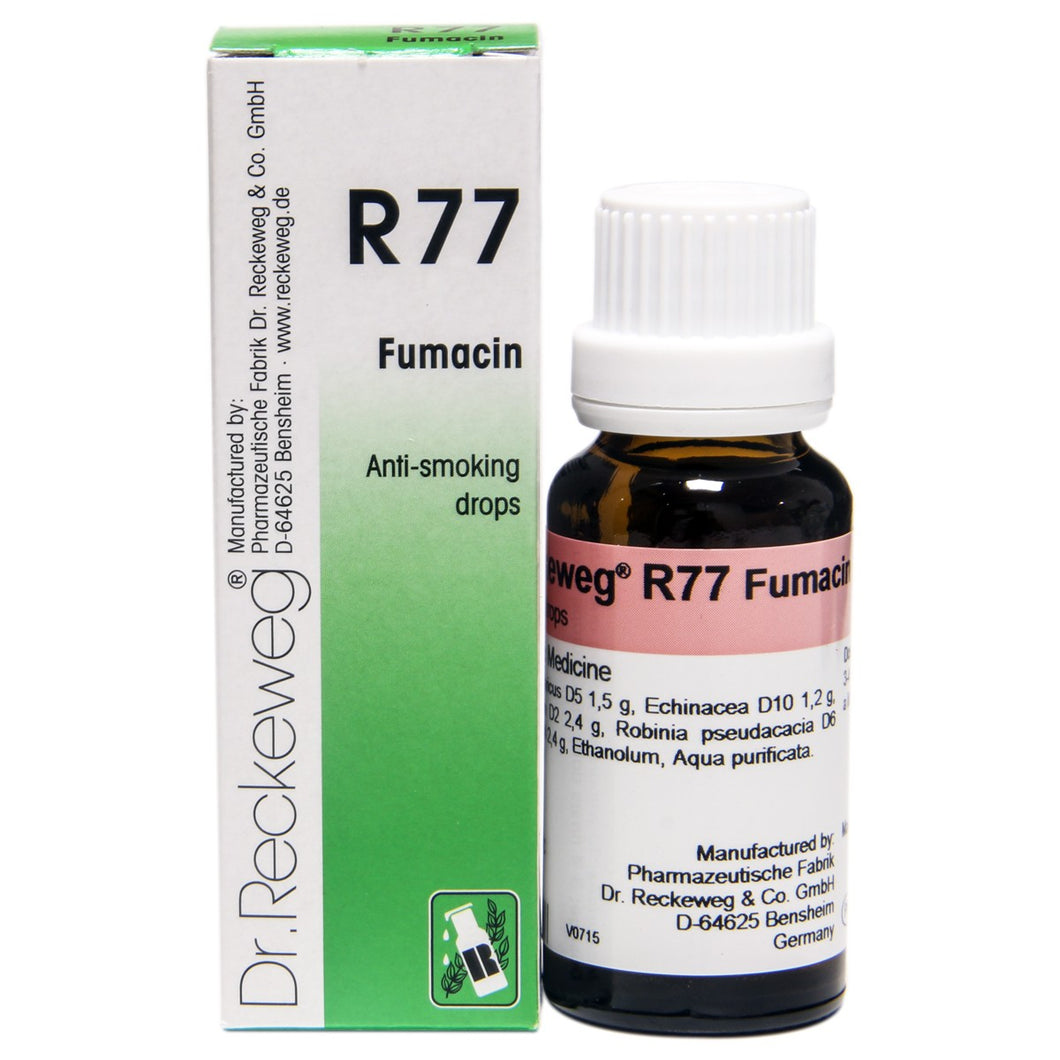R77 Anti-Smoking Drops 50ml-Urenus
