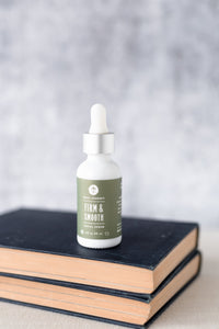 Firm & Smooth Facial Serum