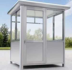How to choose the right security guard booth?