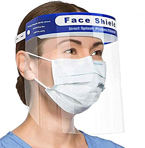 Face Shield (20 in a pack) CE Standard GQ101