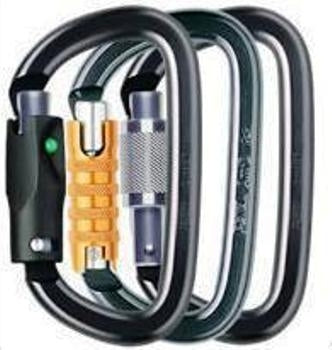 Fast Lock Safety Carabiner