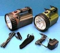 SUNLIGHT 1800 LED Rechargeable Flashlight