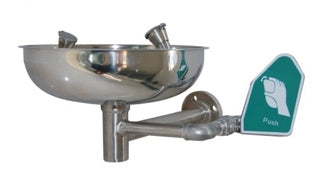 Stainless Steel Eyewash Bowl