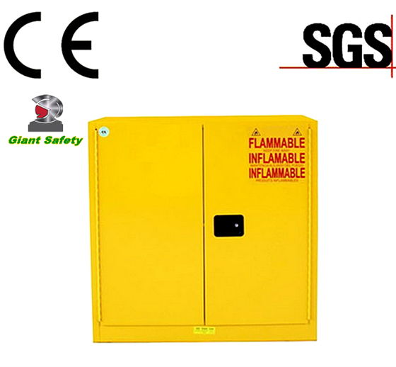 Cabinet for Hazardous Materials - 30 Gallons
