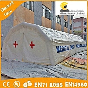 GIANT-T102 Inflatable Medical Tent