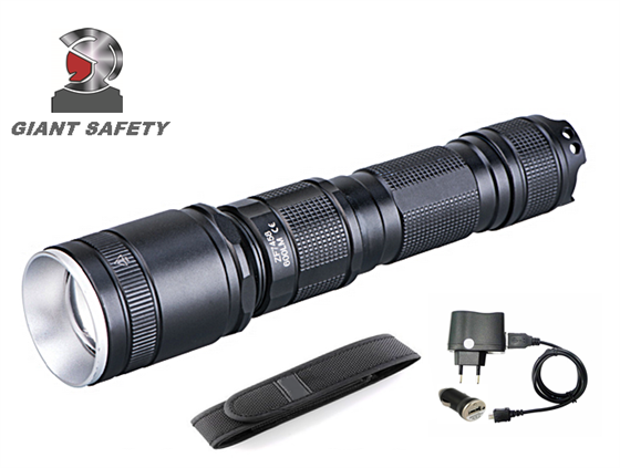 APOLLO 7458 Tactical Rechargeable Flashlight