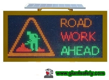 GIANT 580 LED Sign