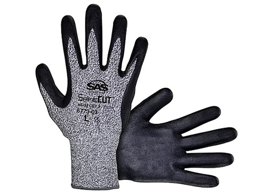 HPPE Knit Glove with PU Palm