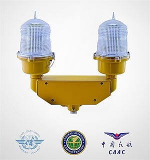 AL32 Aircraft Warning Light Double