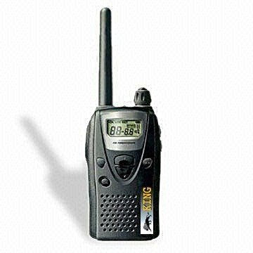 KING 12 Professional Walkie Talkie