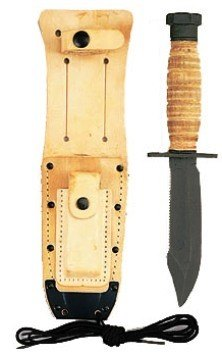 Survival Knife & Holster