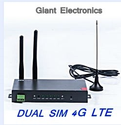 3G 4G DUAL SIM Mobile Router