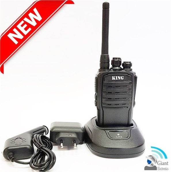 KING 15 Walkie Talkie