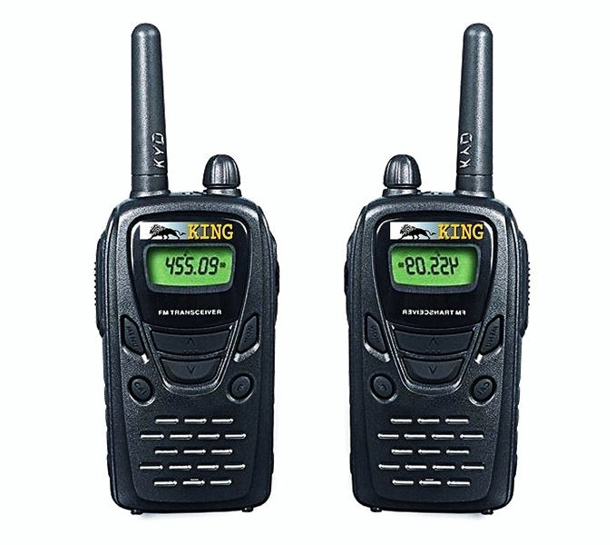 KING 14 Walkie Talkie