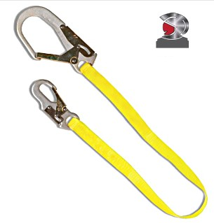 Harnessed Rope 175 (includes carabiners)
