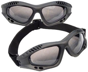 Tactical Goggles with Headstrap